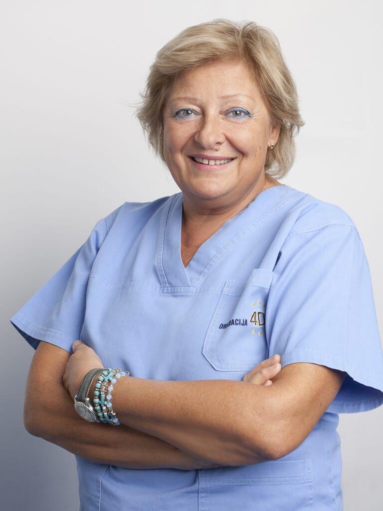 Prim. dr Vesna Stojanović